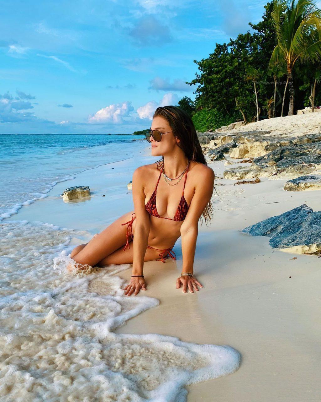 Nina Agdal Sexy (3 Photos)