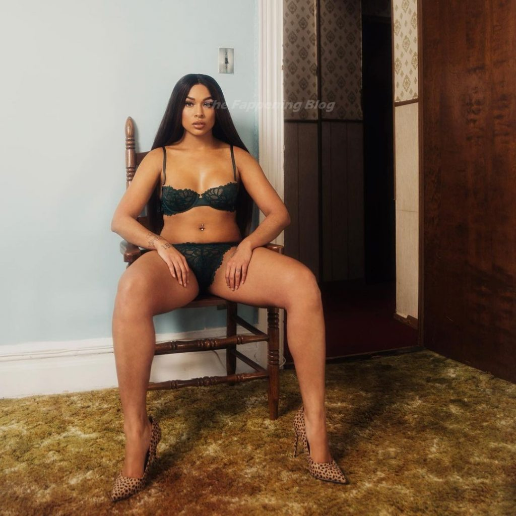 Princess Nokia Nude & Sexy (30 Photos)