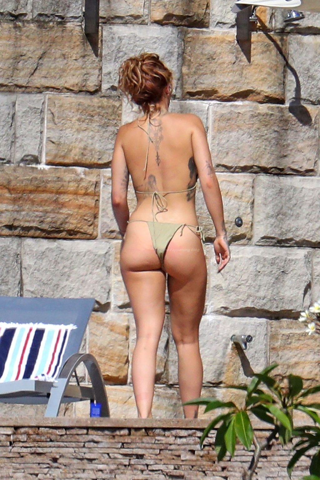 Rita Ora Displays Her Nude Tits and Sexy Bikini Body in Sydney (72 Photos)