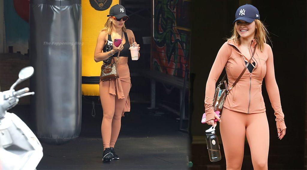 Rita Ora Sexy (2 Collage Photos)