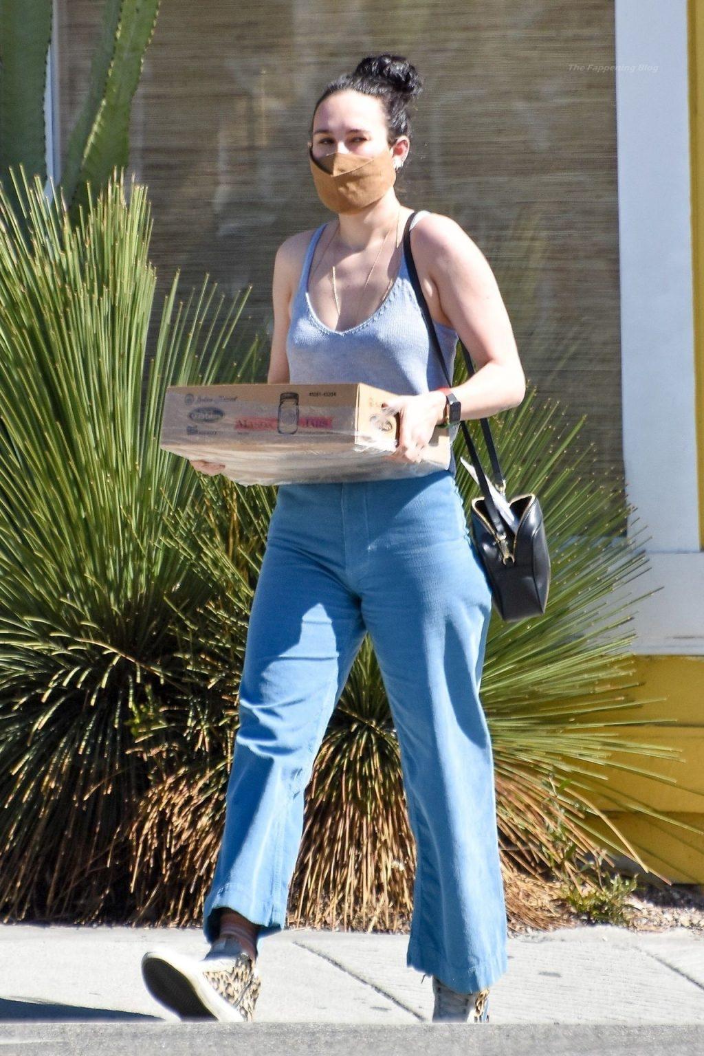 Braless Rumer Willis Goes Shopping in LA (52 Photos)