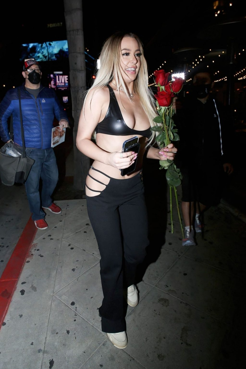 Tana Mongeau Gets Showered with Josie Canseco in LA (41 Photos)