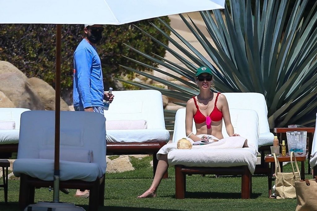 Whitney Port Soaks in the Sun During a Holiday in Cabo (35 Photos)