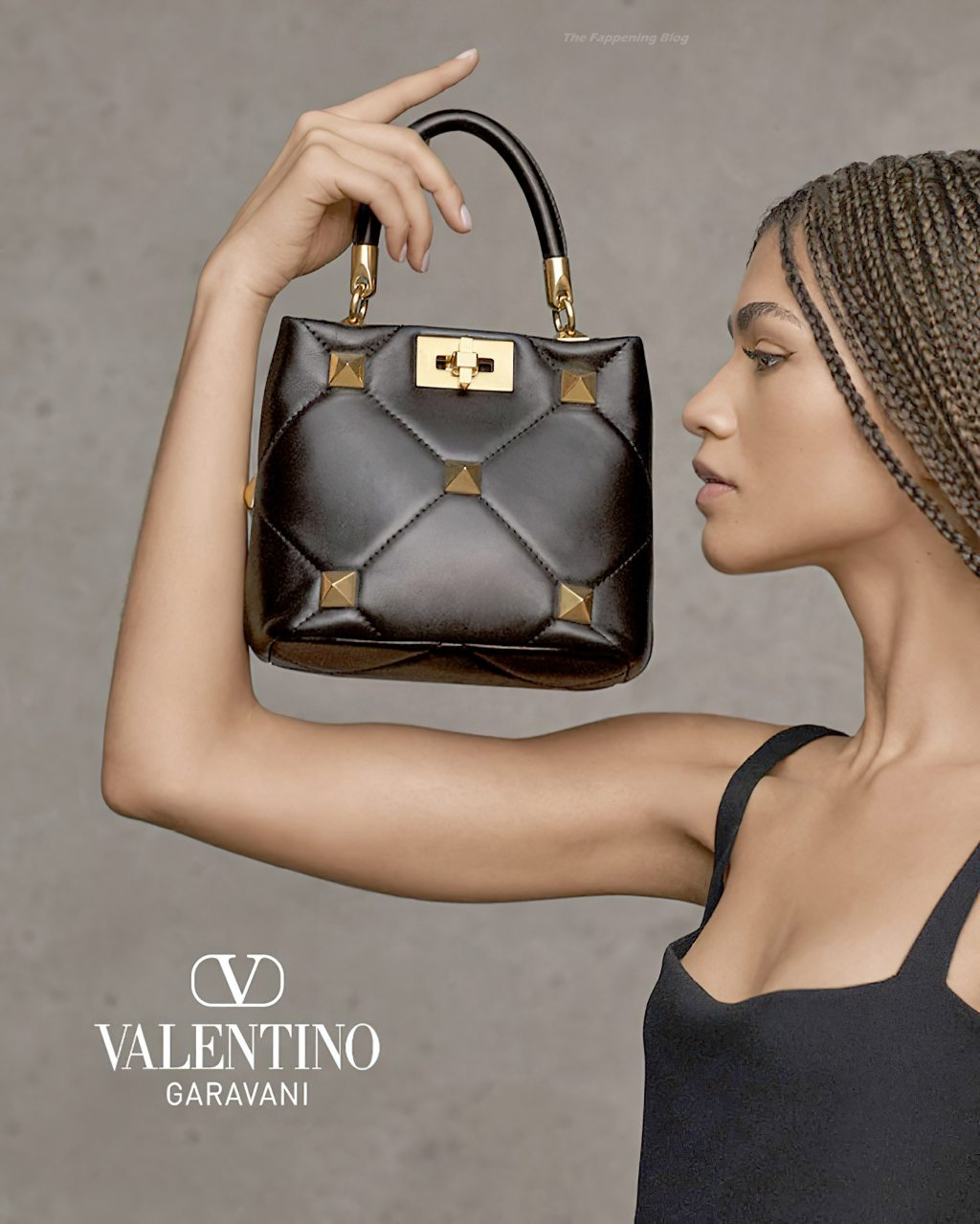 Zendaya Poses for Valentino's Handbag Campaign (5 Sexy Photos)