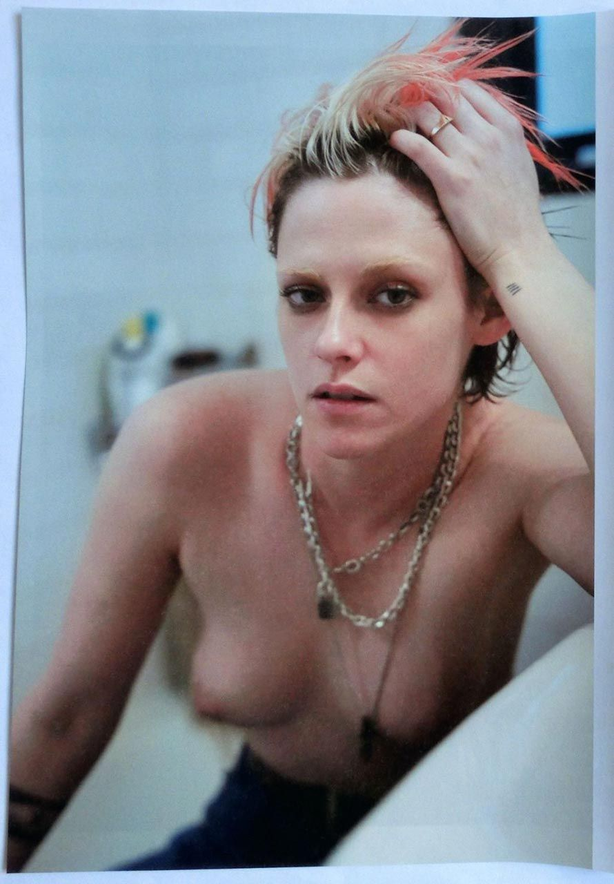 Kristen Stewart Nude LEAKED The Fappening & Sexy – Part 1 (153 Photos & Porn Video)