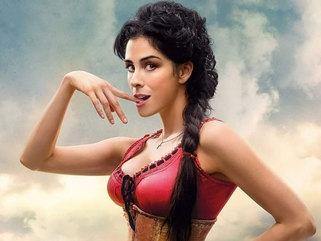 Sarah Silverman Nude LEAKED The Fappening & Sexy (77 Photos & Sex Scenes Compilation)