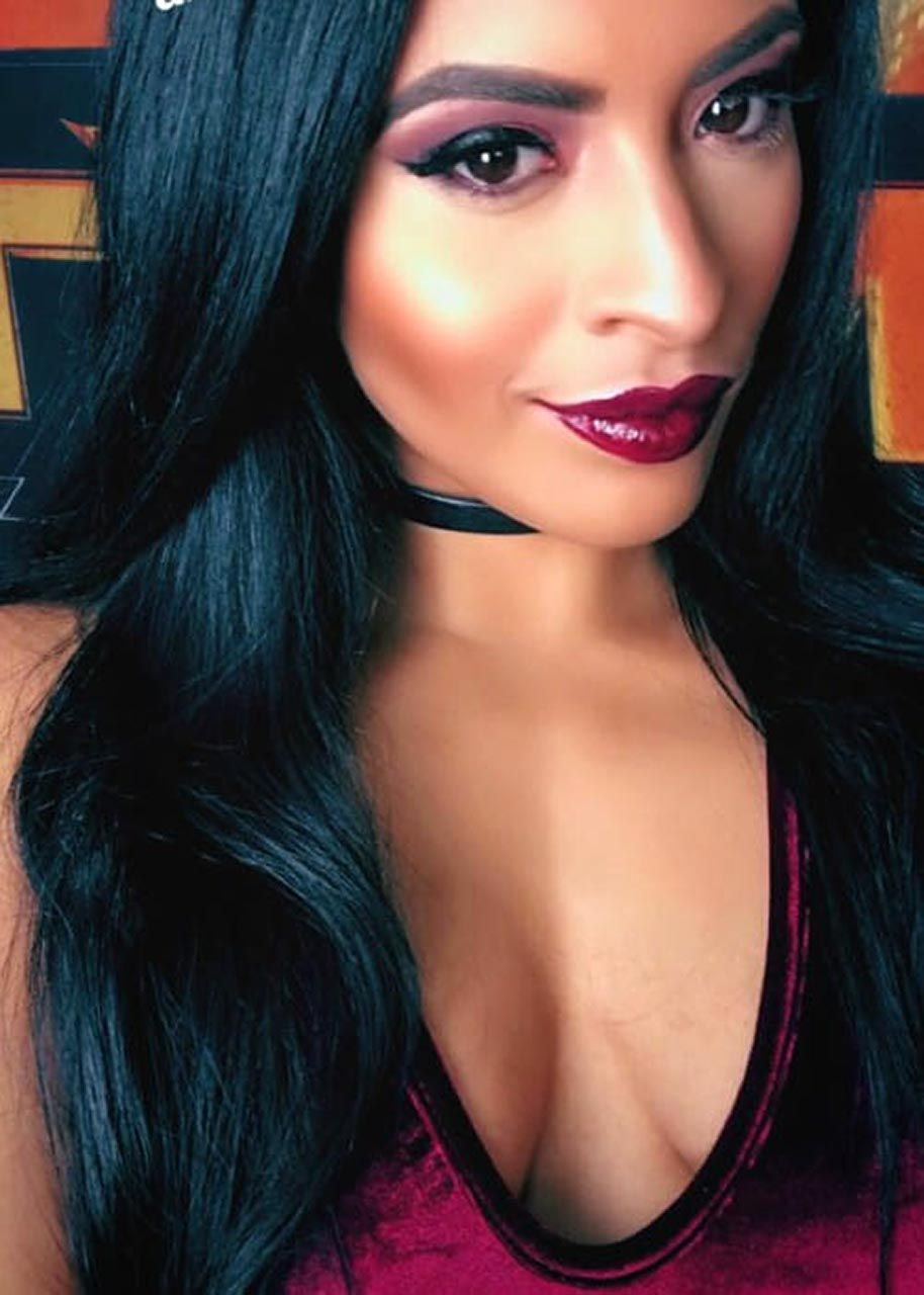 Zelina Vega Nude & Sexy (53 Photos and Porn Video LEAKED ONLINE)