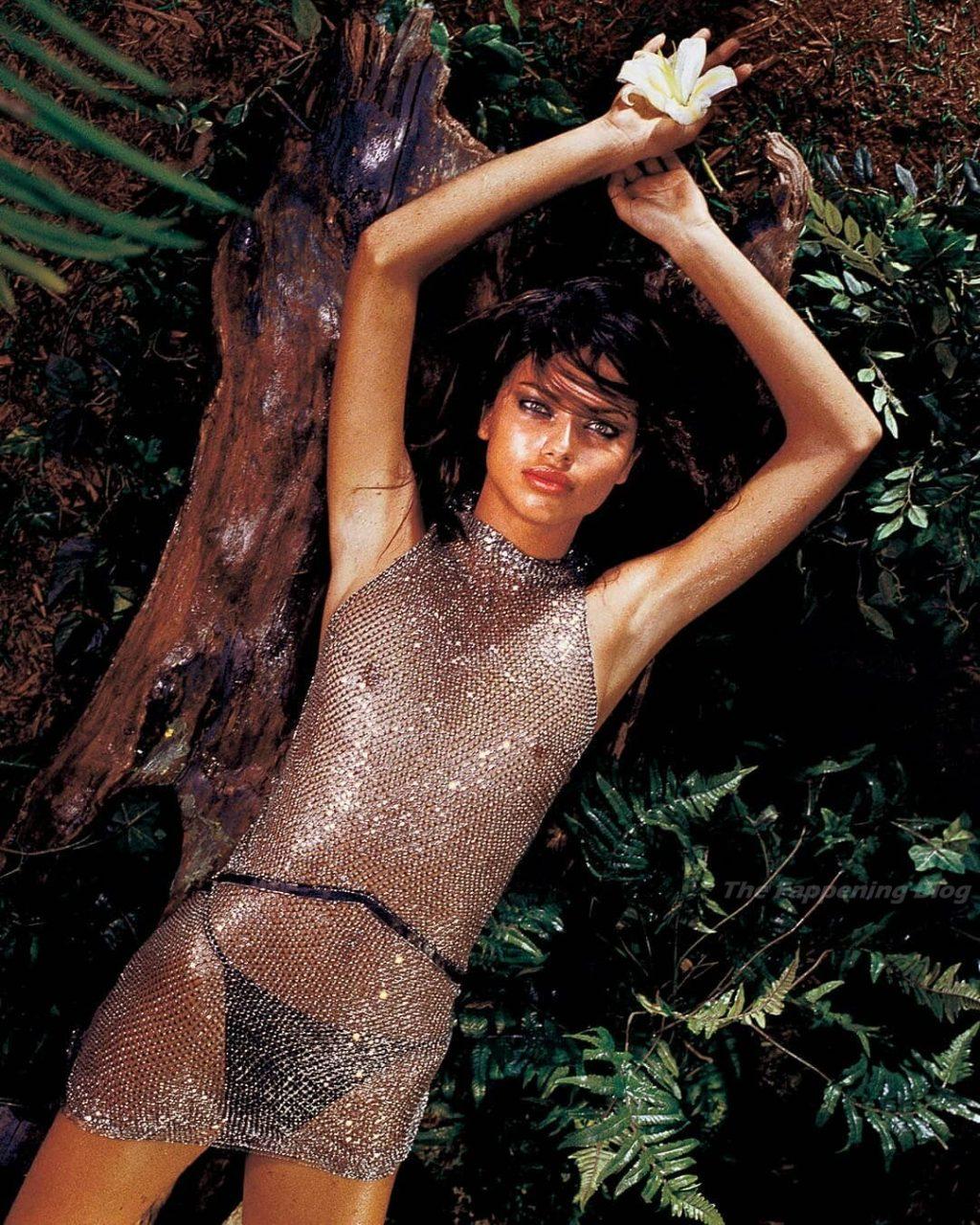 Lima nude adriana Adriana Lima