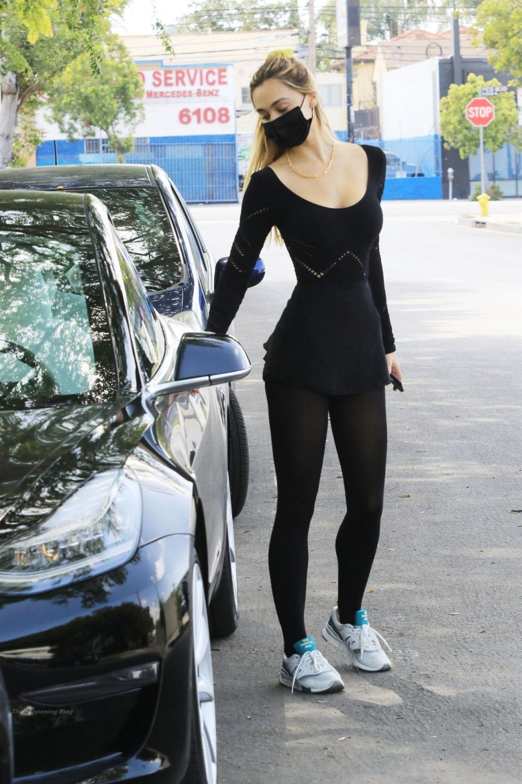 Alexis Ren is Flawless Getting in a Ballet Session on Easter (53 Photos)