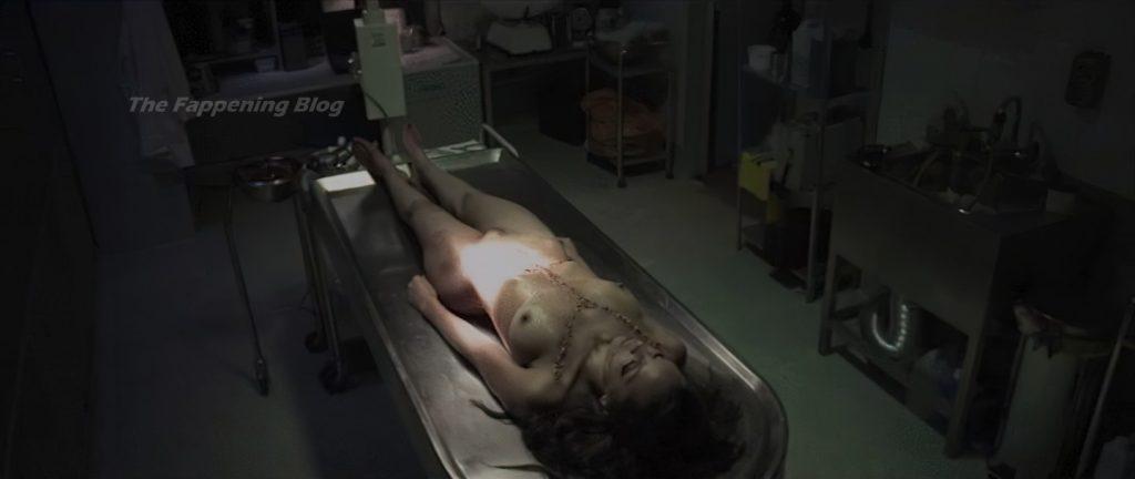Arlissa Ruppert Nude Full Frontal – Scar Tissue (6 Pics + GIFs)