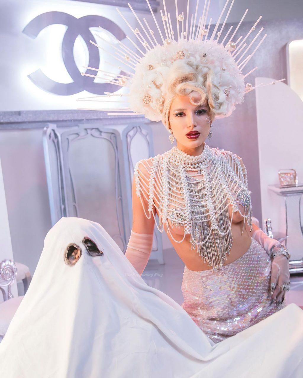 Bella Thorne Nude & Sexy – Phantom (31 Pics + Video)
