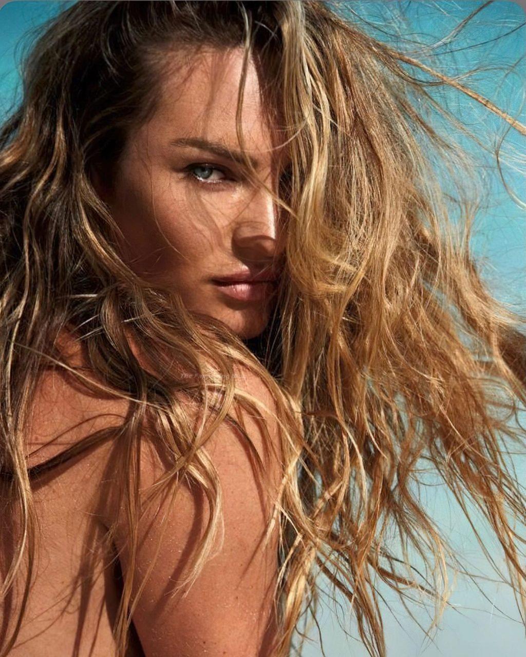 Candice Swanepoel Nude & Sexy – Madame Figaro Magazine (22 Photos)