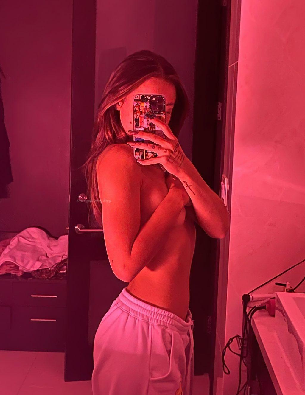 Charly Jordan Topless (3 New Photos)