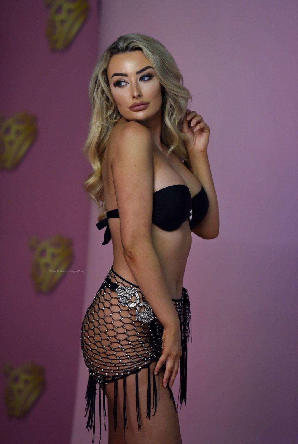 Chloe Crowhurst Makes a New Bikini Shoot (60 Photos)