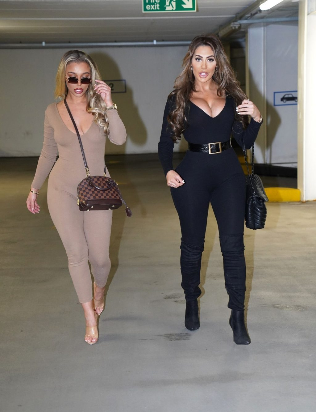 Chloe Ferry & Bethan Kershaw Hit the Toon as Lockdown is Ended (46 Photos)