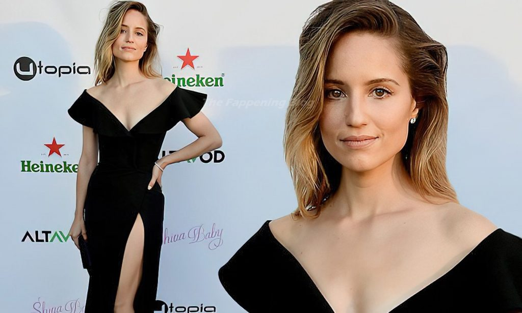 Dianna Agron Attends the Premiere of Shiva Baby in LA (30 Photos)