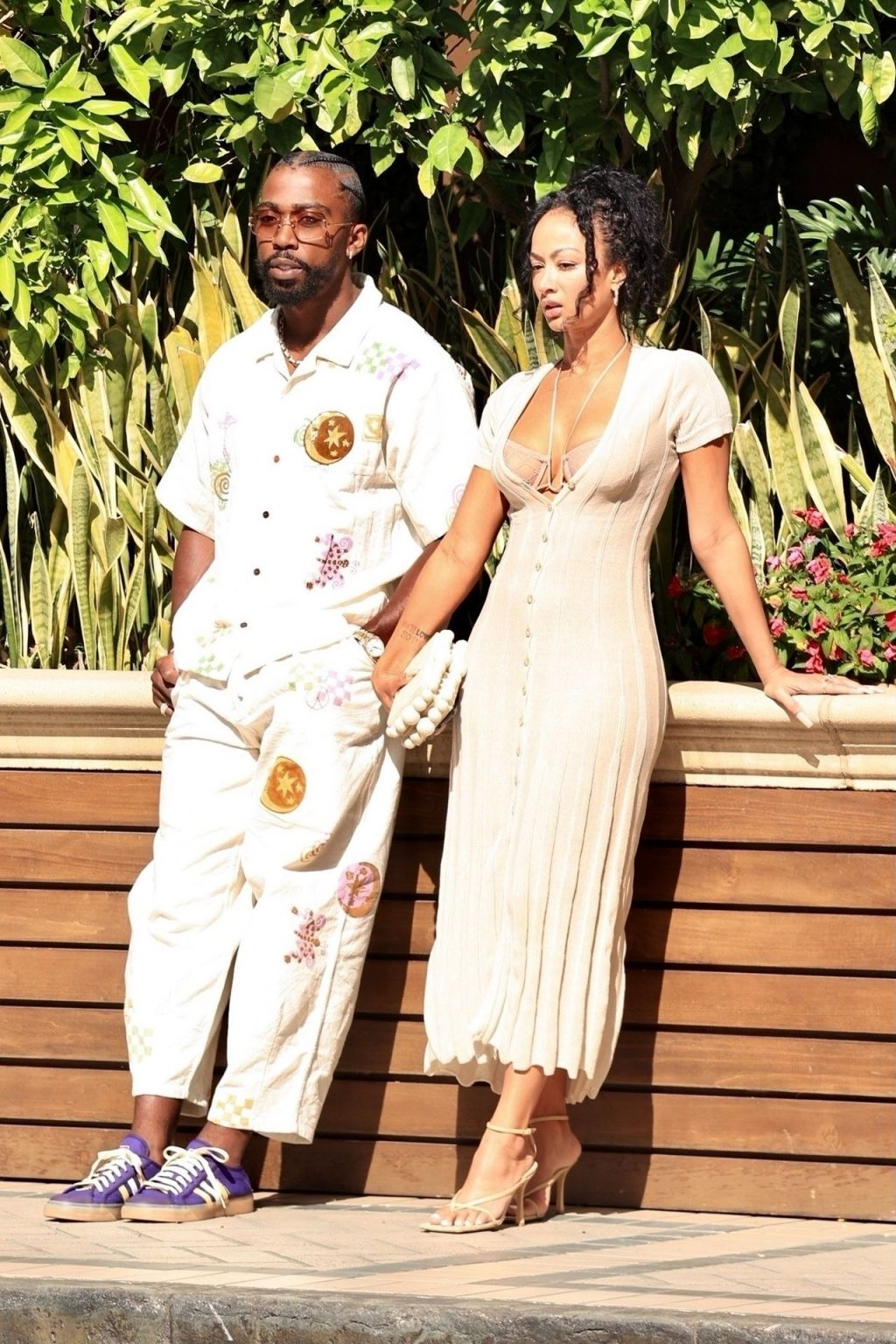 Draya Michele Puts on a Busty Display For Brunch with Her Boyfriend (56 Photos)