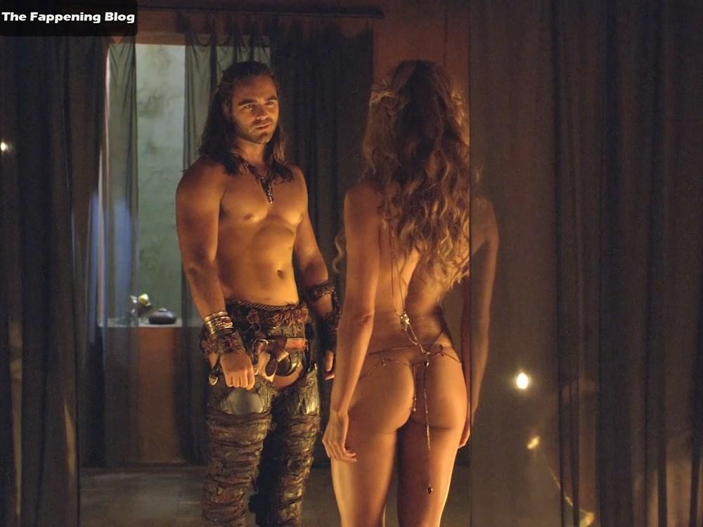 Ellen Hollman Nude – Spartacus (22 Pics + Hot Compilation)