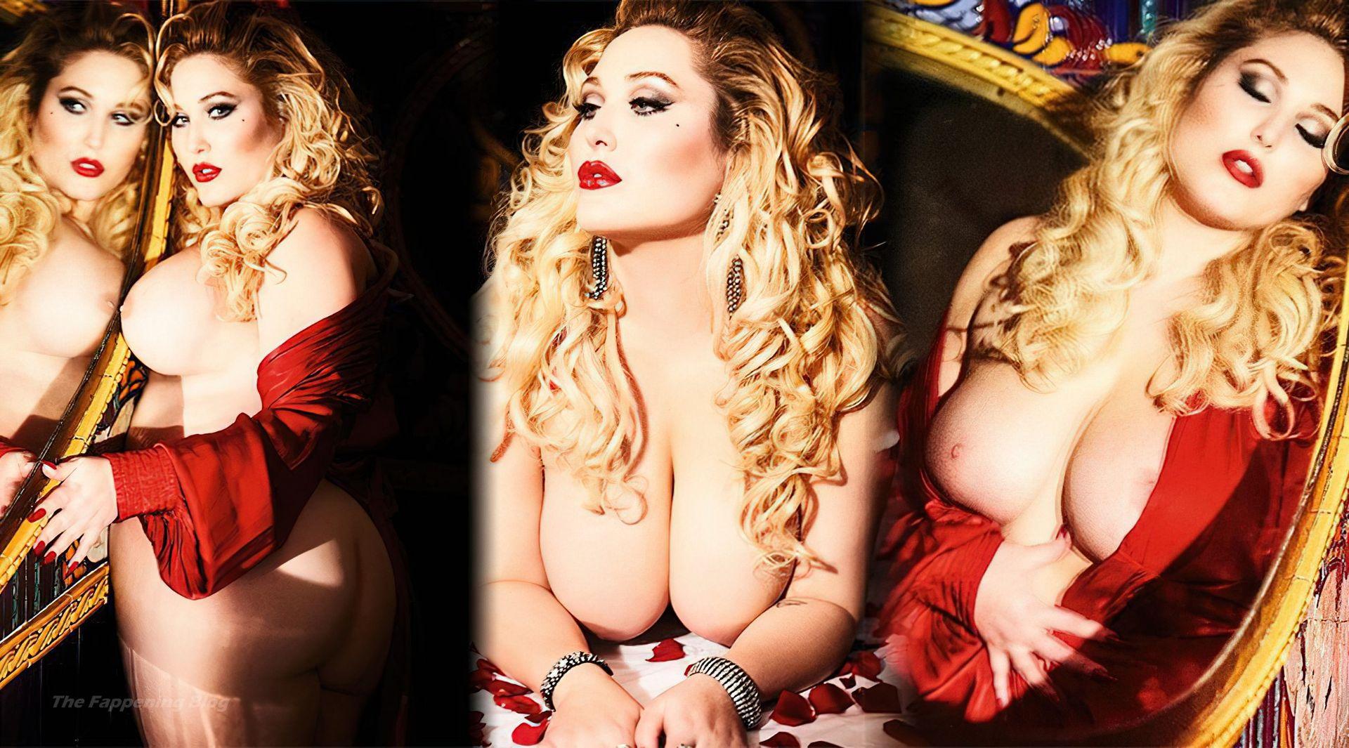 Hayley Hasselhoff Naked