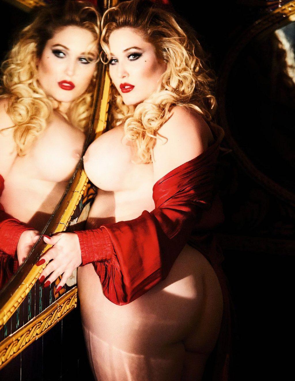 Hayley Hasselhoff Nude – Playboy Germany (12 Photos)