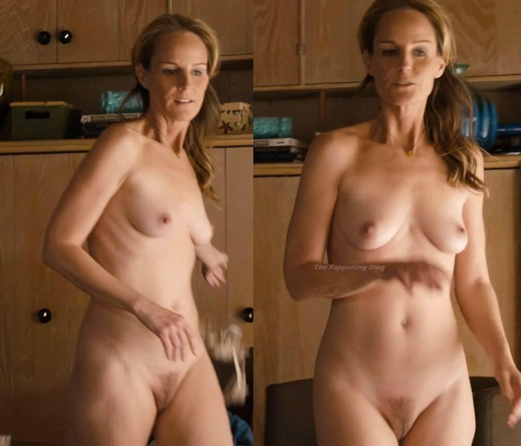 Helen Hunt Nude (1 Collage Photo)