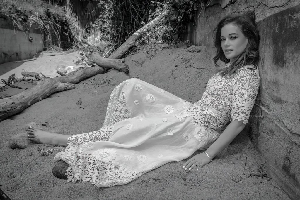 Jane Levy Sexy & Topless – Story + Rain Magazine (18 Photos)