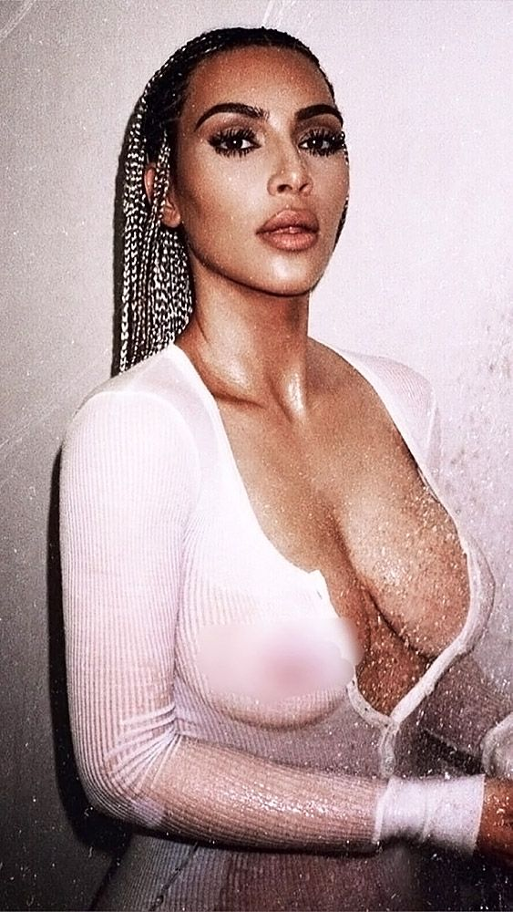 Kim Kardashian Nude And Sexy (183 Photos & Videos + Sex Tape – Famous PORN in 2021)