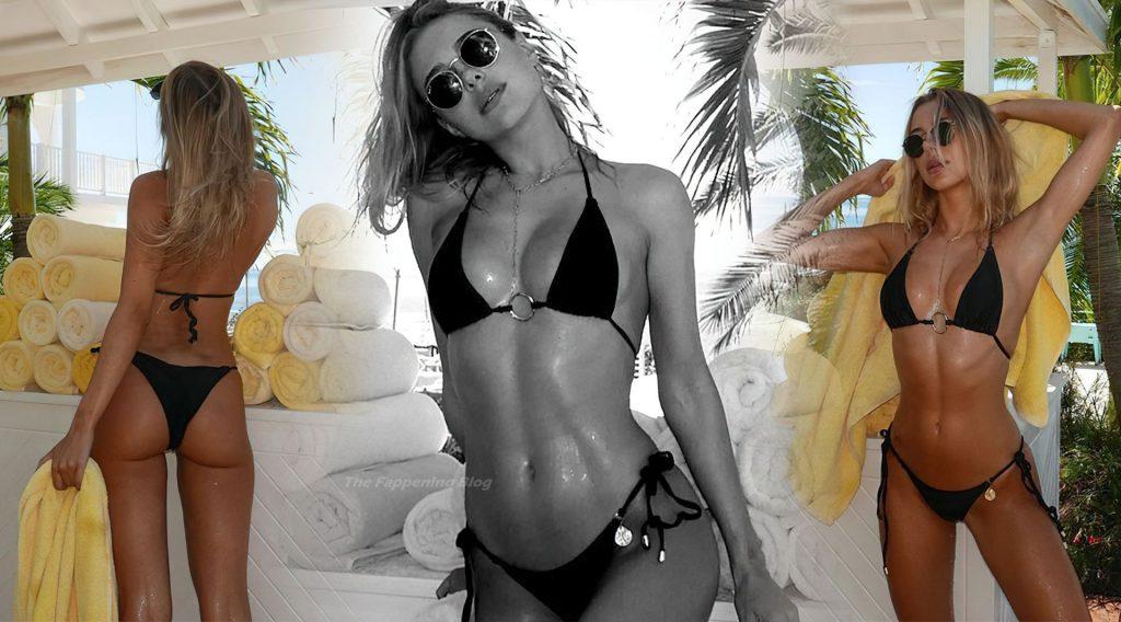 Kimberley Garner Hot (7 Sexy Photos)