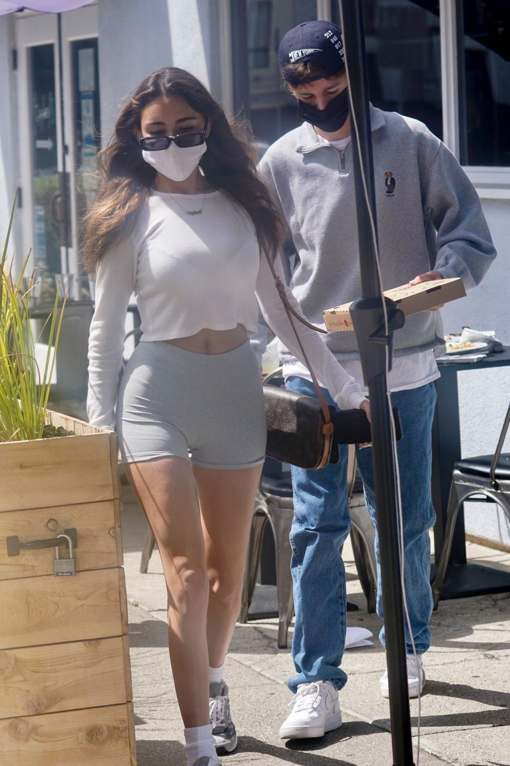 Leggy Madison Beer Shows Off Her Toned Body (33 Photos)