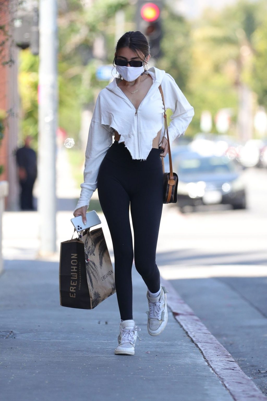 Madison Beer Shows Her Waist and Butt in WeHo (29 Photos)