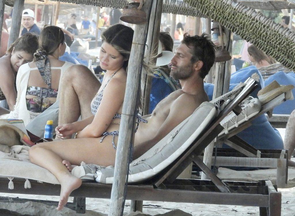 Maren Morris Rocks a Bikini on a Romantic Break in Mexico (74 Photos)