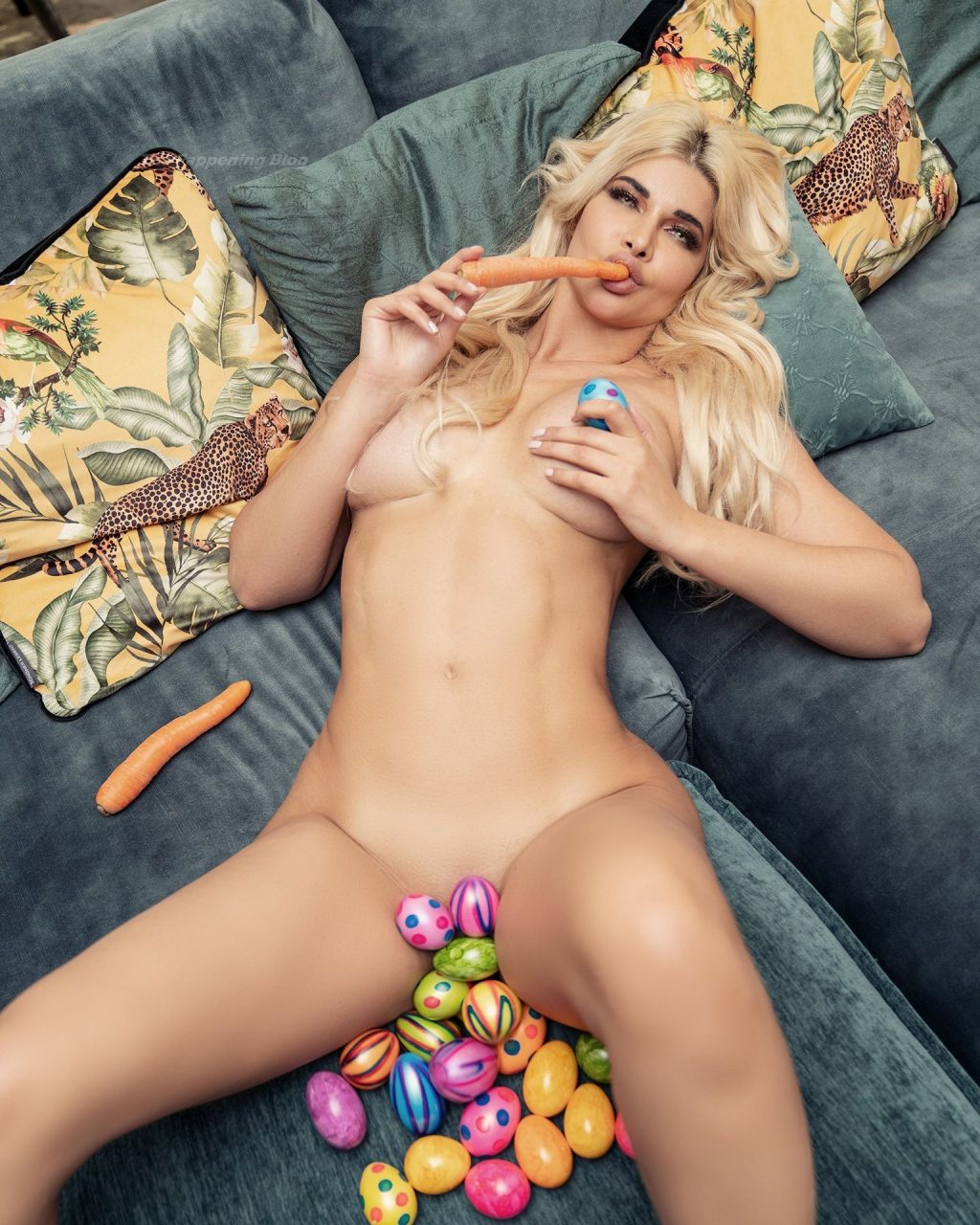 Micaela Schäfer Nude (3 New Photos)