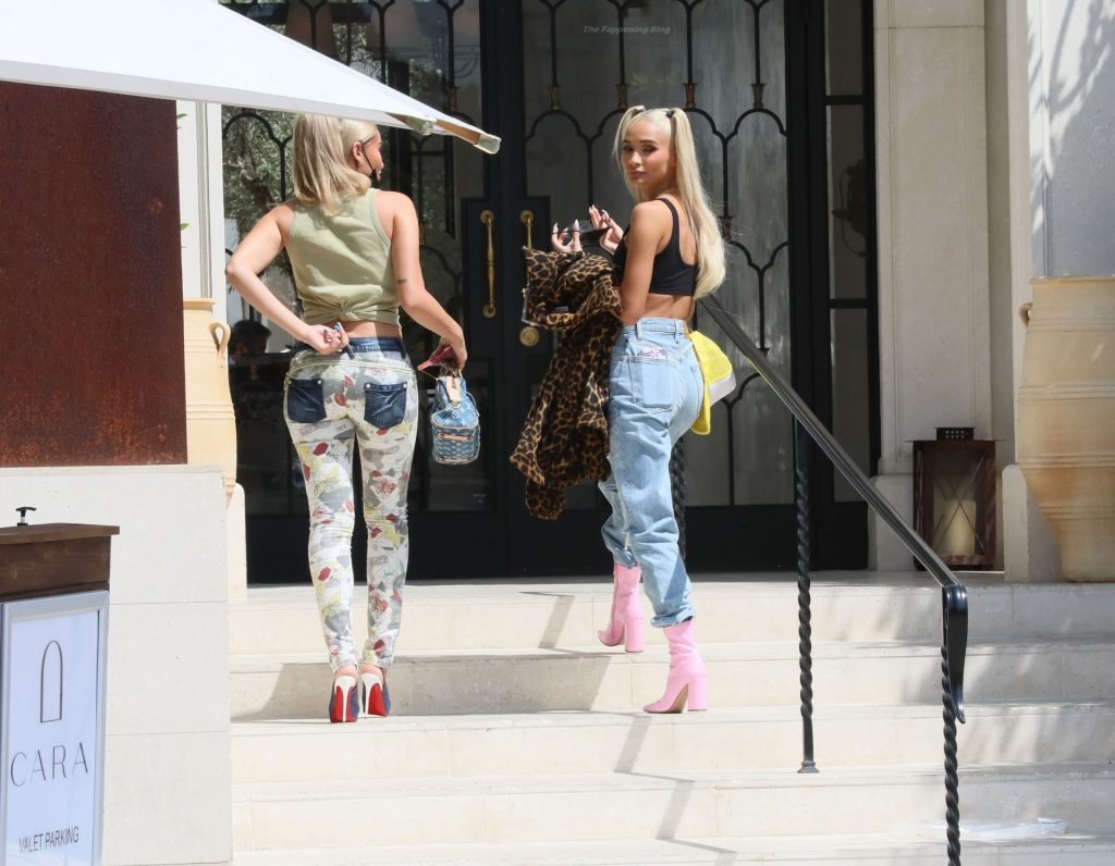 Pia Mia Shows Off Her Perfect Body in Los Angeles (32 Photos)