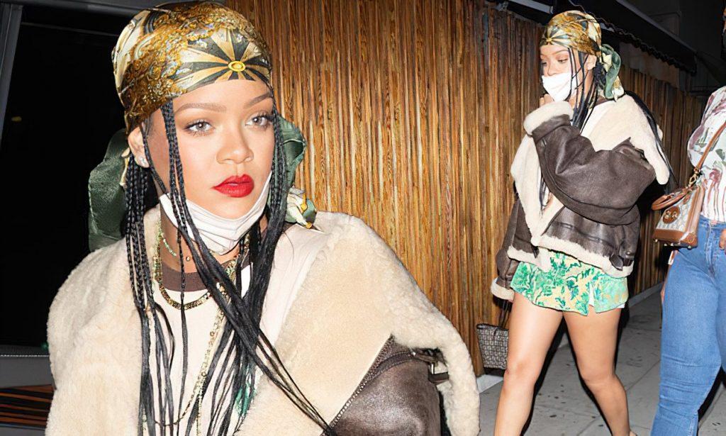 Rihanna Hot (2 New Collage Photos)