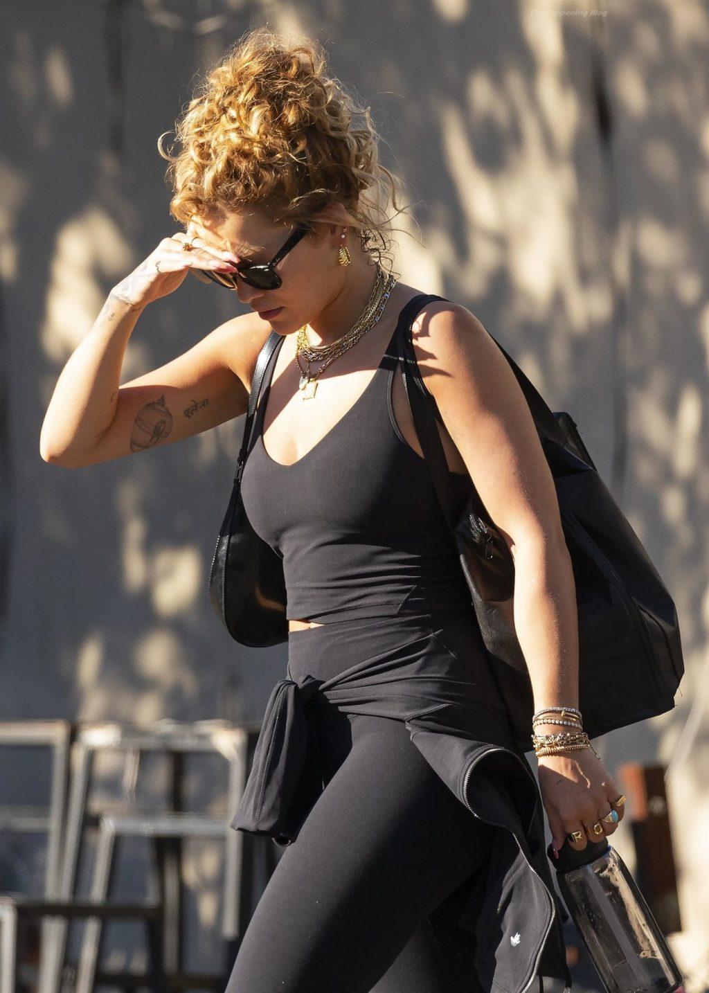 Rita Ora is Seen Leaving the Gym in Sydney (27 Photos)