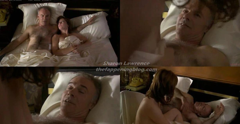 Lawrence  nackt Sharon Sharon Gless