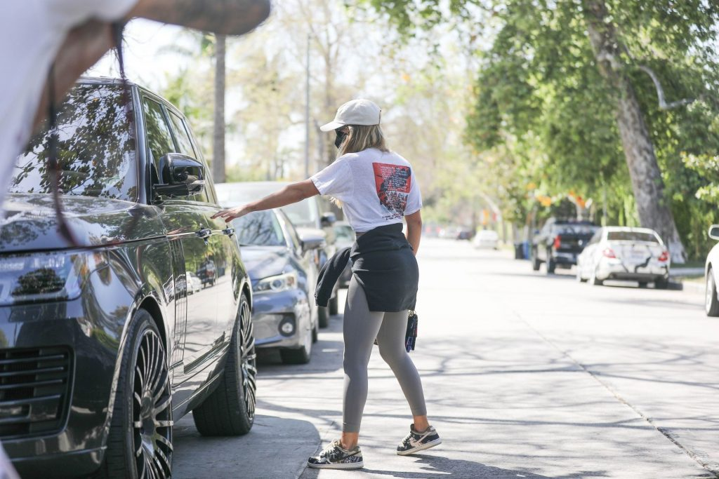 Sofia Richie Heads to a Morning Pilates Class (77 Photos)