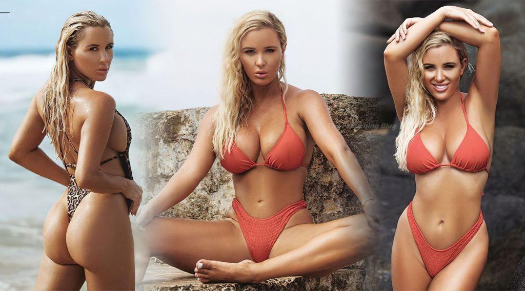 Tyana Hansen Sexy – Maxim (10 Photos)