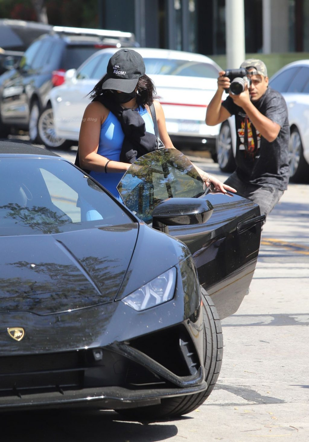 Vanessa Hudgens is Seen Leaving the Gym in West Hollywood (111 Photos)