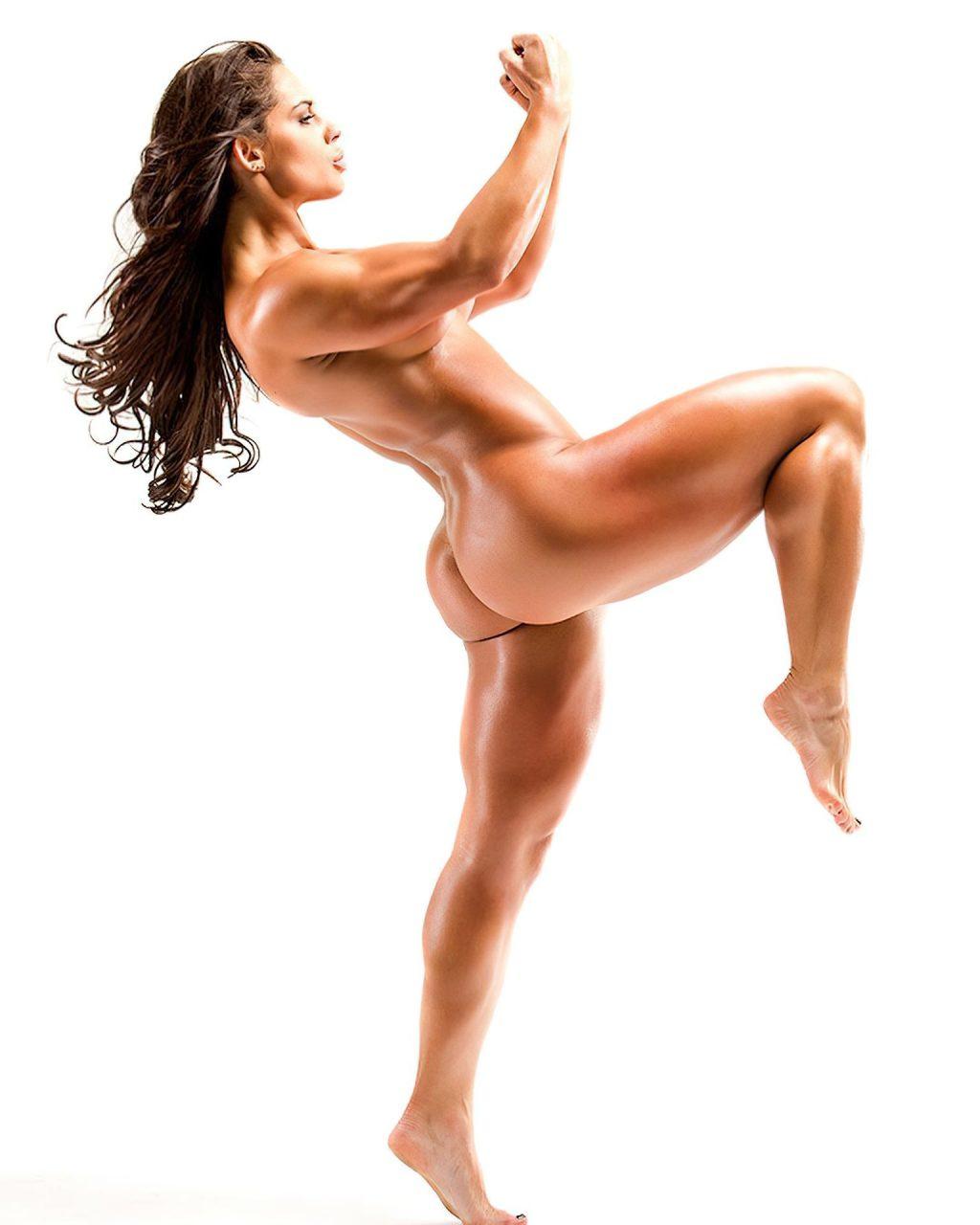 Celeste Bonin (Kaitlyn WWE) Nude (3 Photos)