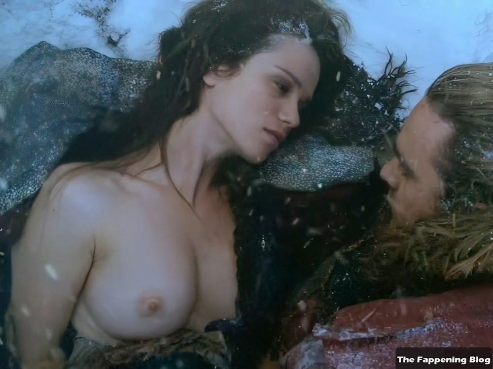 Gwendoline Taylor Nude – Spartacus (20 Pics + Hot Scene Compilation)