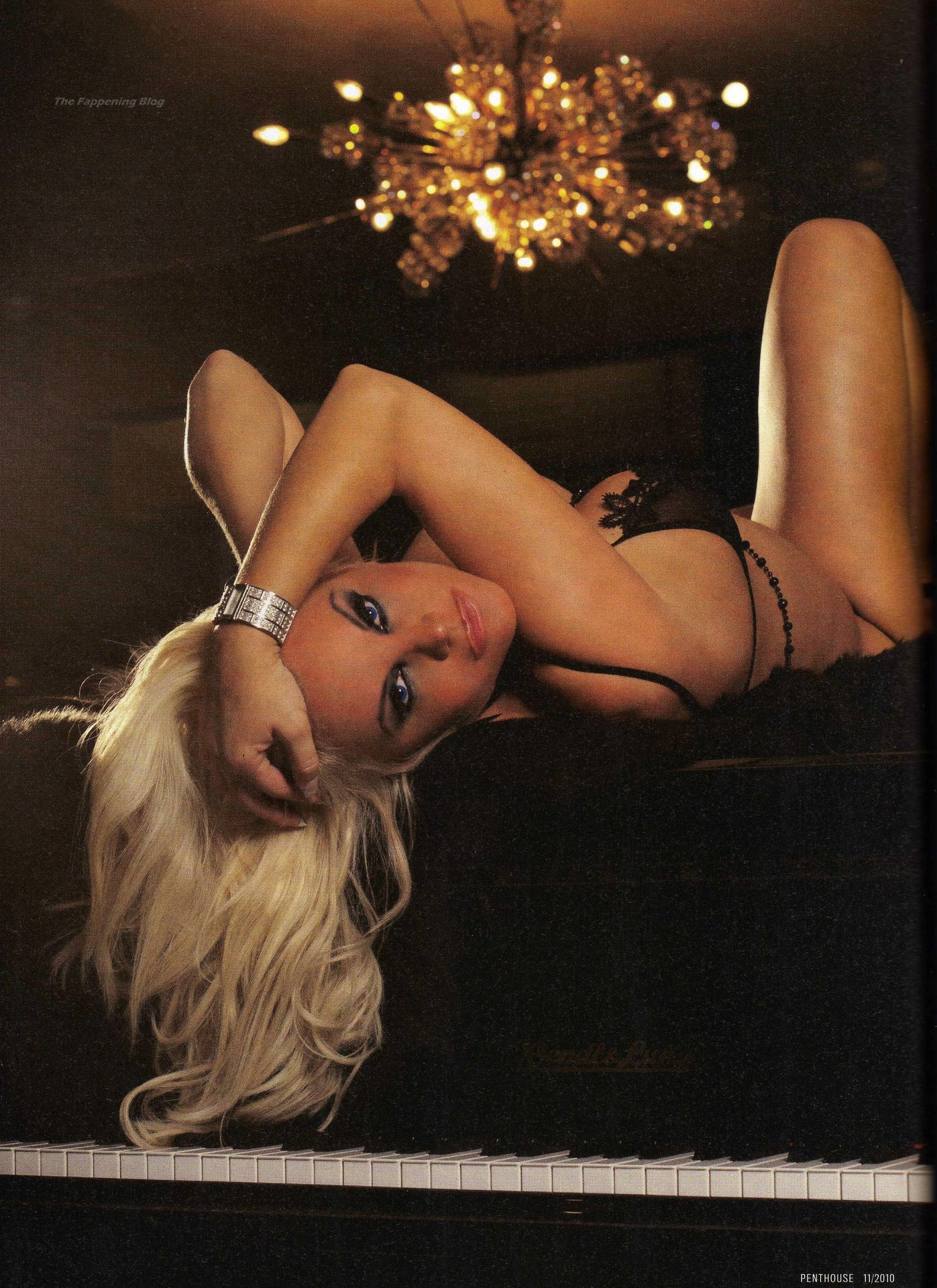 Tatjana Gsell Nude Sexy 4