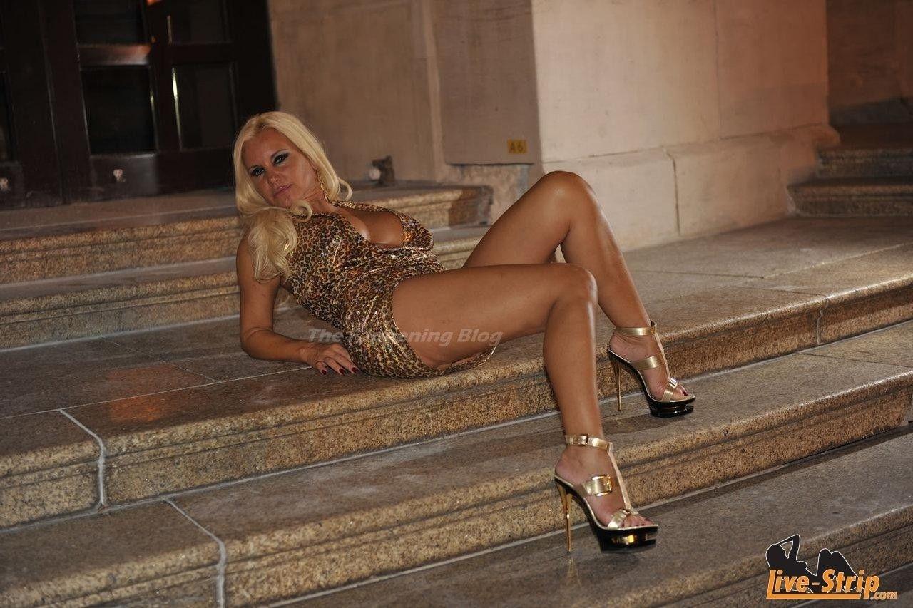 Tatjana Gsell Nude Sexy 14