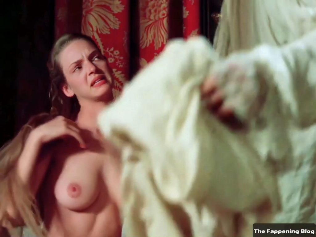 Uma Thurman Nude Debut At 18-Years-Old (5 Pics + Remastered & Enhanced Video)