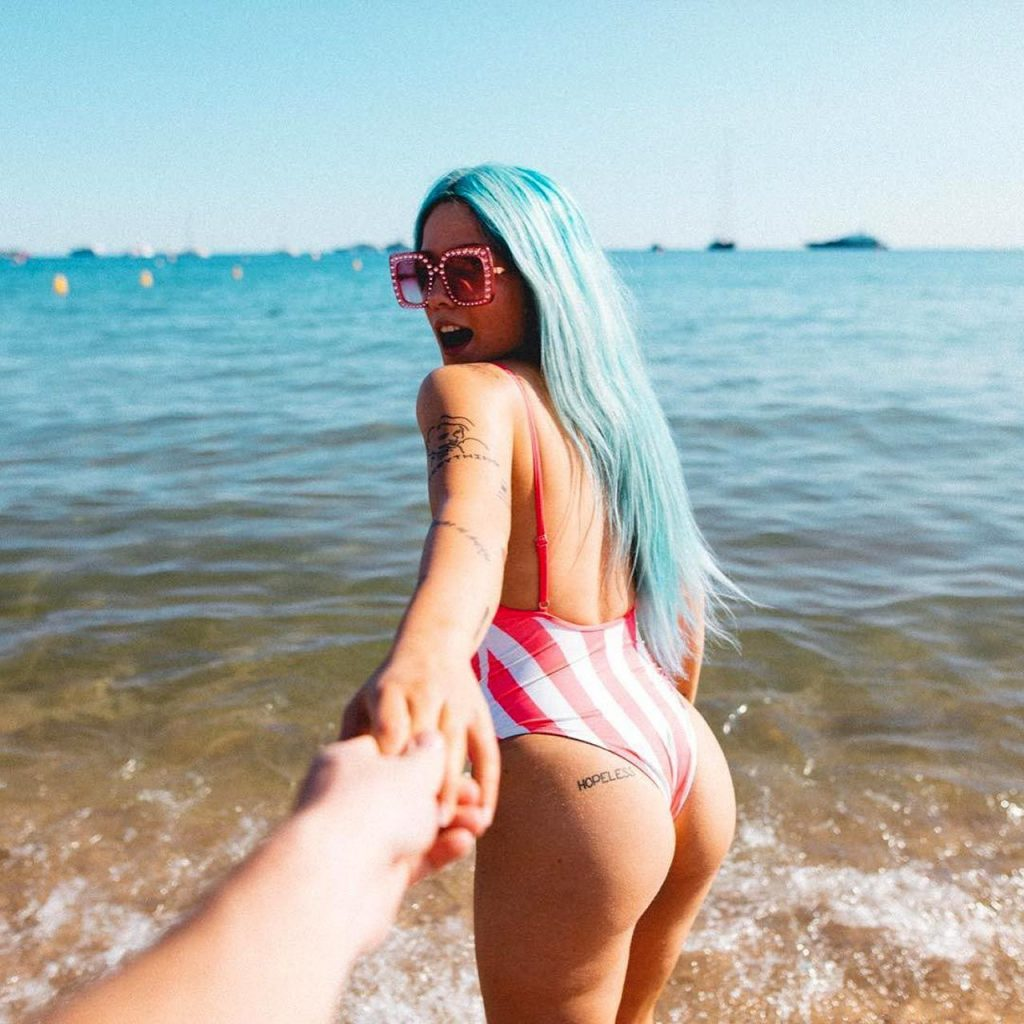 Halsey Nude LEAKED The Fappening & Sexy (206 Photos, Porn Video & Sexy Edits)