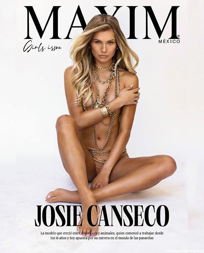 Josie Canseco Nude & Sexy (150 Photos and LEAKED Video)