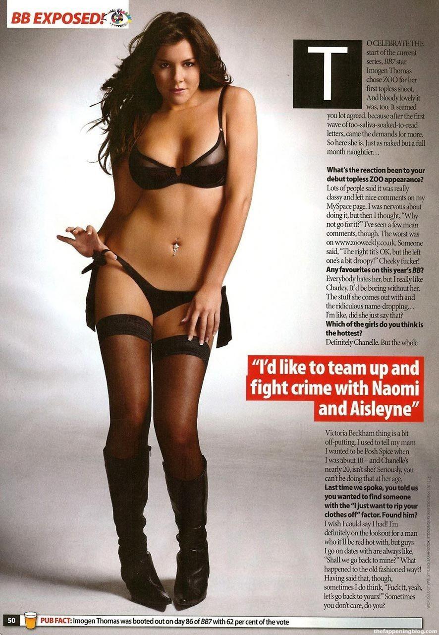 Imogen Thomas Nude & Sexy (150 Photos + Leaked Homemade PORN Video)