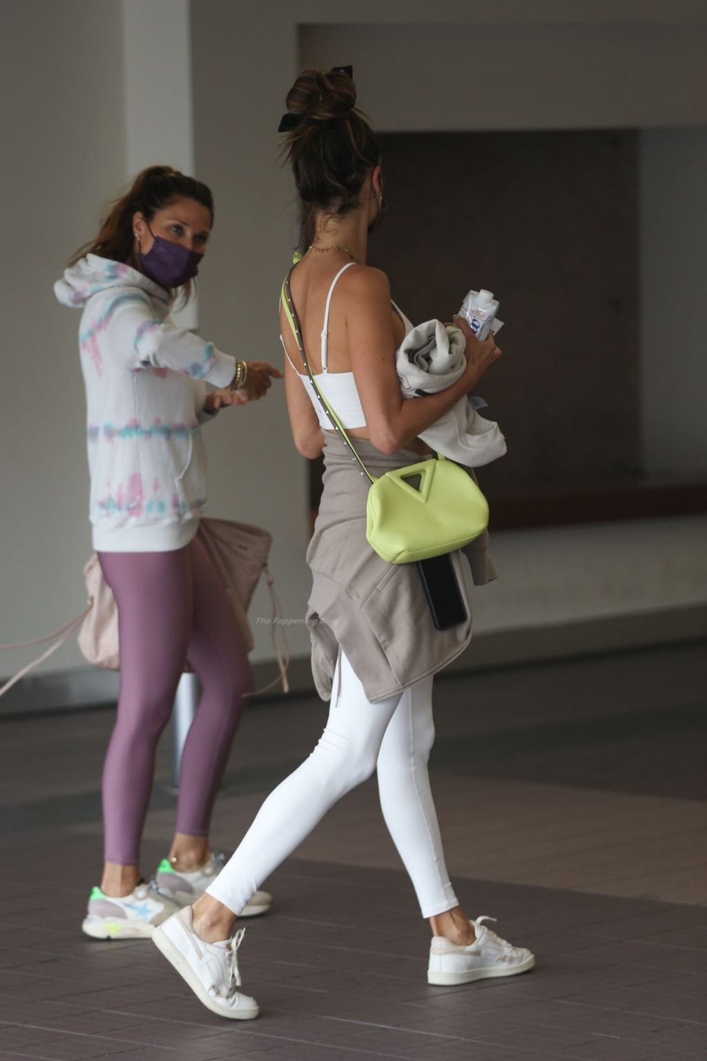Alessandra Ambrosio Starts Off Her Week with a Pilates Session (44 Photos)
