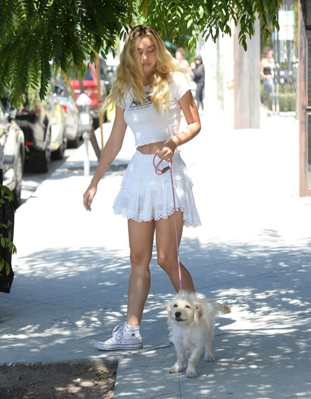 Leggy Alexis Ren is Seen Out and About Los Angeles (10 Photos)