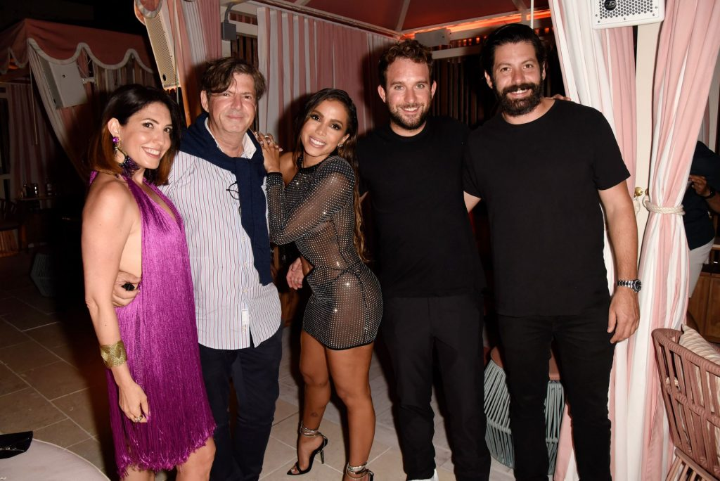 Anitta Shows Off Her Nude Tits at the 'Girl from Rio' Single Release Party in Miami Beach (39 Photos)